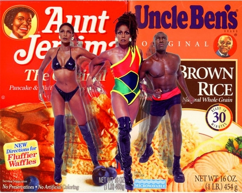 Renée Cox The liberation of Aunt Jemima
