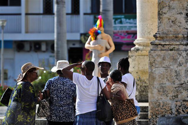 Parade nuptiale Iguanesque