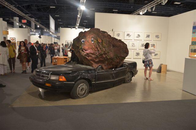 Art Basel Meteorite