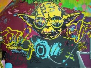 Tatane, maître Yoda