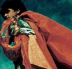 Caetano Veloso porte un Parangolé