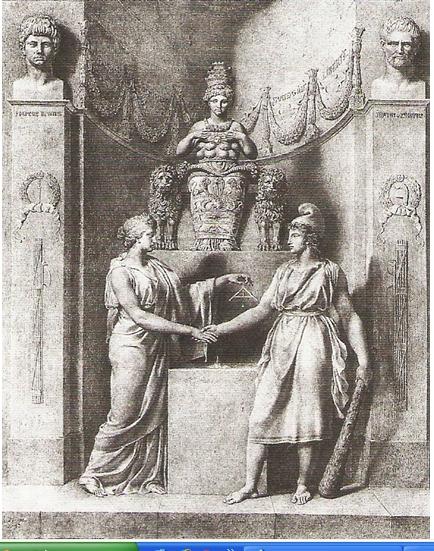 G.G. Lethière L'Union ou Allégorie de la Révolution française