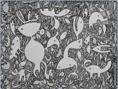 Migrations moléculaires