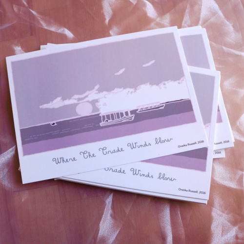 Oneika RusselOneika Russell – Postcard Preservations (2016)