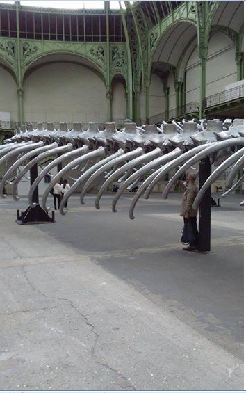 Huang Yong Ping, Empires, Monumenta 2016