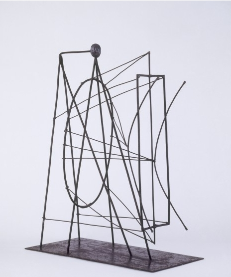 Proposition Monument à Apollinaire , 1928