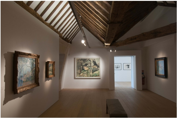 La collection privée de Picasso – vue générale