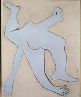Picasso, Acrobate Bleu, 1929