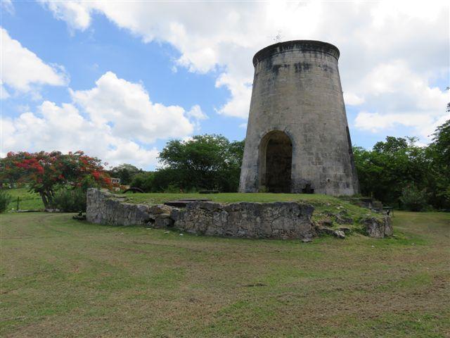 Le moulin à vent 1814