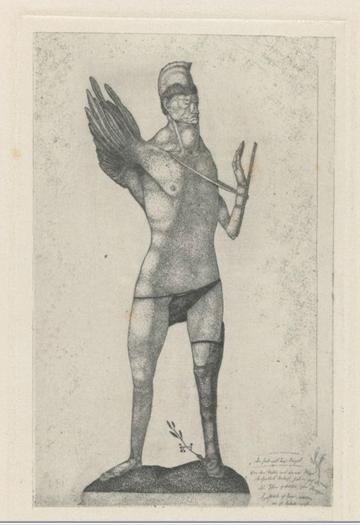 Klee, le héros à l'aile,1905