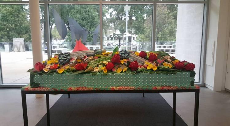 Ebony G. Patterson X anniversaire du Mildred Lane Kemper museum