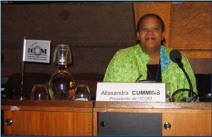 Alissandra Cummins