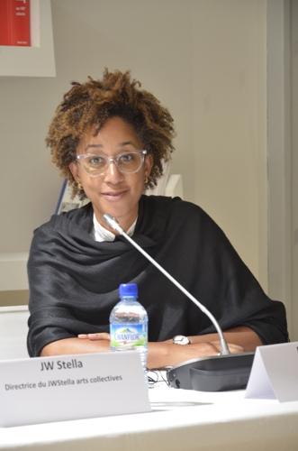 Melanie Keen, directrice d'Iniva