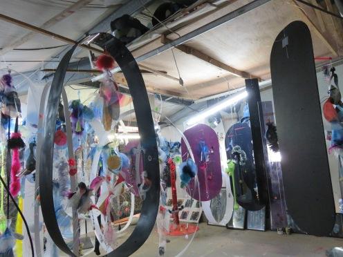Dans l'atelier d'Ernest Breleur