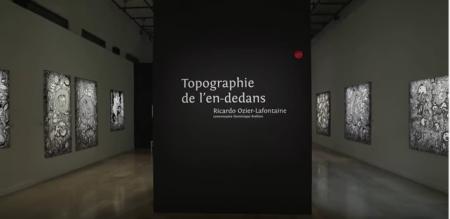 Topographie de l'en dedans, Ricardo Ozier Lafontaine