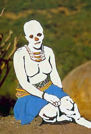 Candice Breitz Ghost Serie