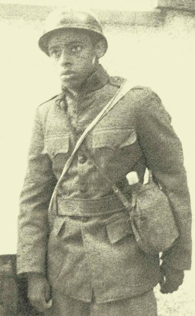 soldat-noir-americain-de-la-guerre-1914-1918