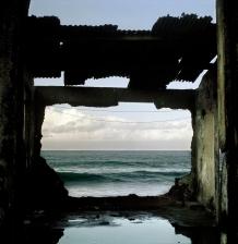 Jean - Luc de Laguarigue Sans titre Nord Plage Martinique 2003