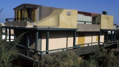 La maison d'Ousmane Sow, récemment inaugurée