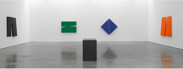 Carmen Herrera Lisson Gallery New - York Courtesy Lisson Gallery