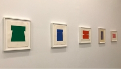Carmen Herrera, Untitled Drawings 1966 Courtesy Lisson Gallery