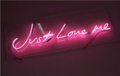 27 Tracey Emin Just Love me 1998