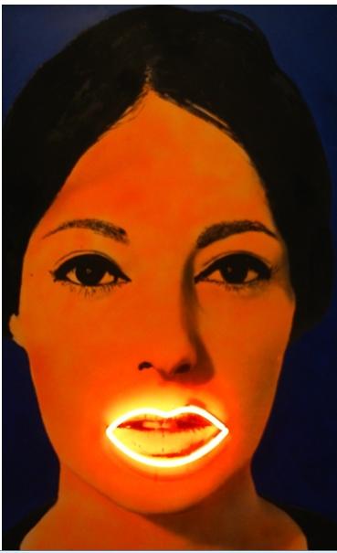 3 Martial Raysse Peinture à Haute tension 1965