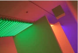 40 Carlos Cruz Diez Chromosaturation 2011