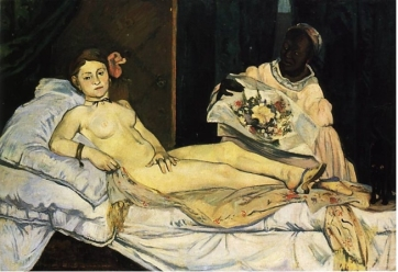 13 Olympia Edouard Manet 1863