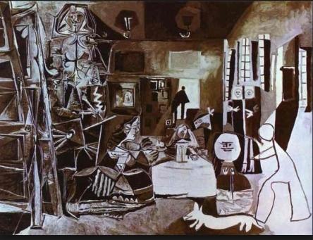 30 Picasso Les ménines