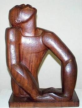 Edna Manley Negro Aroused 1935