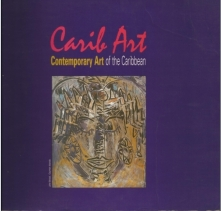 Carib Art en 1992 au Trade Center de Curaçao Coordinateurs Ruby Eckmeyer et Frank Elstak