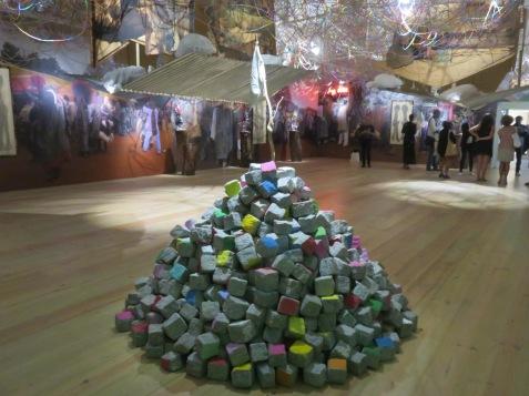 La Paix des braves, Black Forest, Fondation Clément