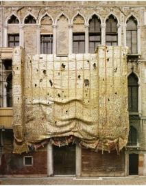 El Anatsui Venise 2007