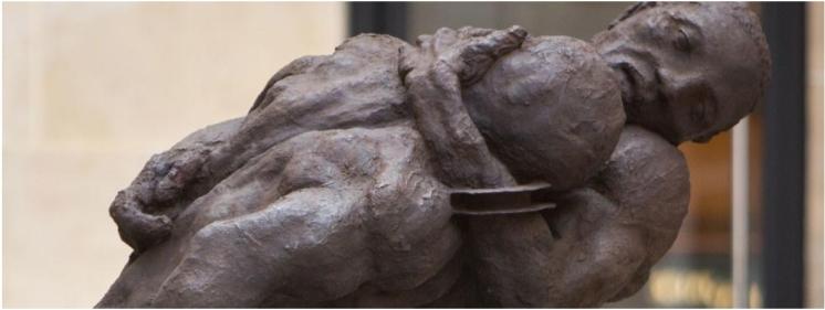 Ousmane Sow ( Bronze)