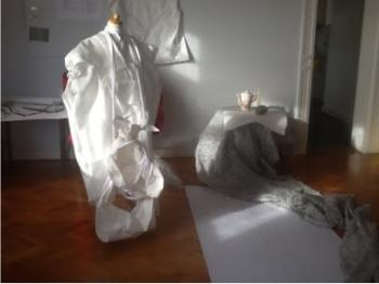 Akuzuru design textile