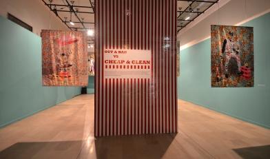 Tropiques Atrium 2016 Exposition Ebony Patterson