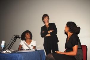 Les Jacobins noirs 2011, Claire Tancons, Alisson Thompson