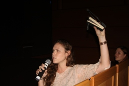 Les Jacobins noirs 2011, Jessica Taylor