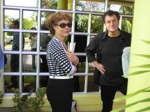 Rencontre avec Alfredo Jaar à Barbade 2009