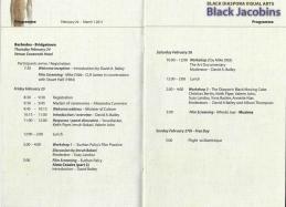 Les Jacobins noirs , Barbade et Martinique 2011