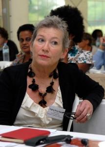 PARCOURS MARTINIQUE L'ART CONTEMPORAIN DANS LA CARAÏBE: VIRGINIA PEREZ RATTON, créatrice et directrice de Téor/ ética ( COSTA RICA)