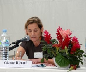 PARCOURS MARTINIQUE L'ART CONTEMPORAIN DANS LA CARAÏBE: : YOLANDE BACOT , commissaire de KREYOL FACTORY en 2008