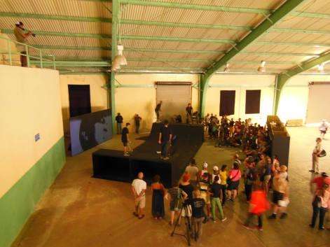 Biennale de La Havane 2012 3K de Steeve Bauras