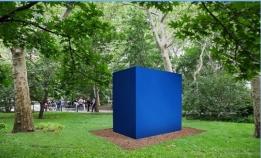 Carmen Herrera Art public, New-York
