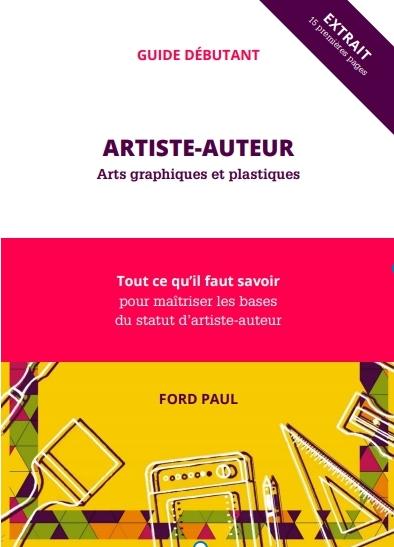 Le  guide des artistes-auteurs d'Artfordplus